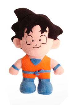 Goku Peluche 20cm Dragon Ball