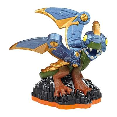 Skylanders Giants LightCore Drobot