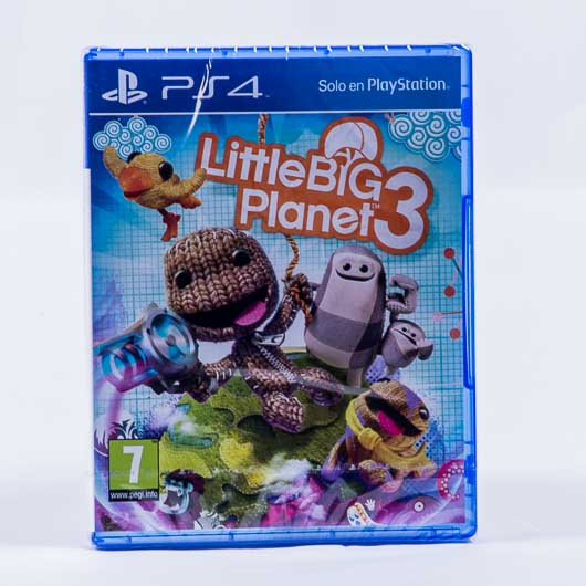 Little Big Planet 3/Ps4