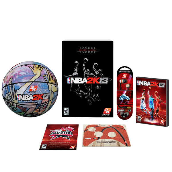 Nba 2k13 Dynasty Edition Ps3