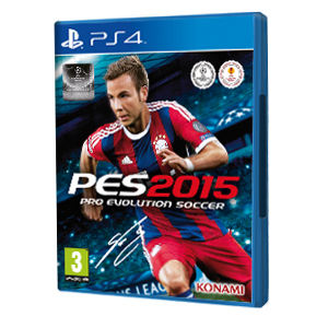 Pro Evolution Soccer 2015 - PS 4