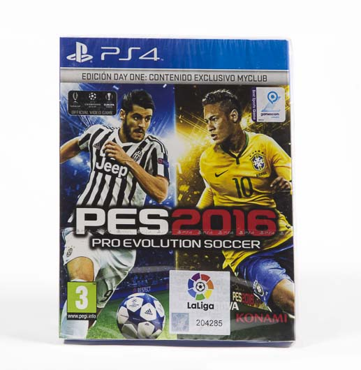 PRO EVOLUTION SOCCER 2016 Day One Edition - Ps4