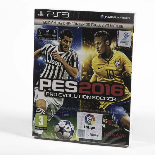 PRO EVOLUTION SOCCER 2016 Day One Edition - Ps3