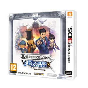 Profesor Layton vs. Phoenix Wright: Ace Attorney