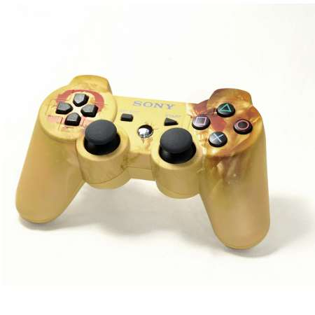 Mando Dualshock 3 God of War Ascension