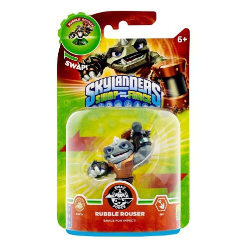 Skylanders: Swap Force Rubble Rouser