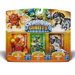 Skylanders Giants: Triple Pack F
