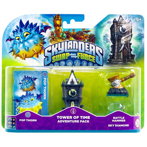 Skylanders: Swap Force Tower of Time Adventure