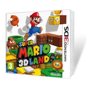 Super Mario 3D Land - N3DS