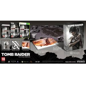 Tomb Raider Survivors Edition - Xbox360