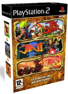 Triple Pack: Jack and Daxter - Jack 2 y Jack 3 PS2