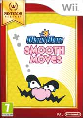 Wario Ware Smooth Moves (Selects) - Wii